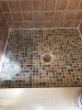 Grout Repaired